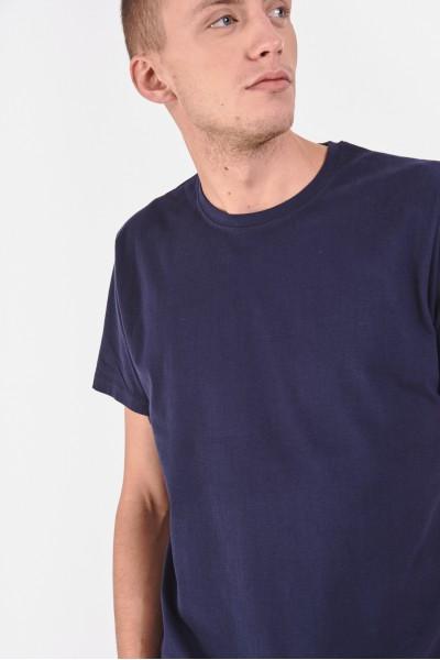 Gładka koszulka o swobodnym...
