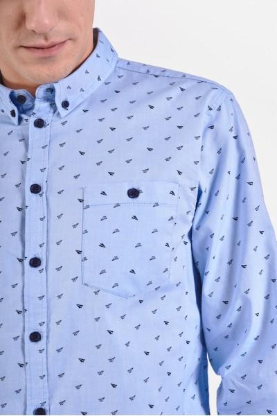 Bawełniana koszula regular...