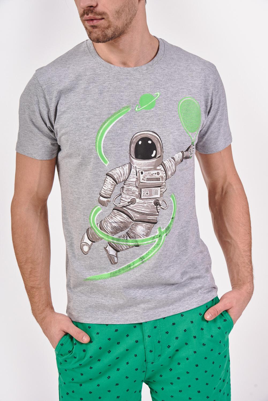 Koszulka z kosmonautą