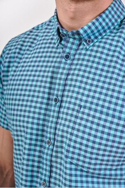 Kraciasta koszula slim