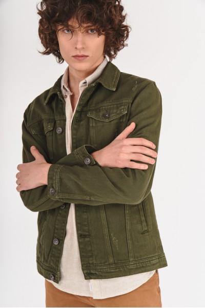 Dżinsowa kurtka