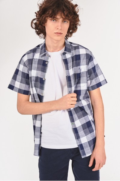 Koszula z dodatkiem bambusa