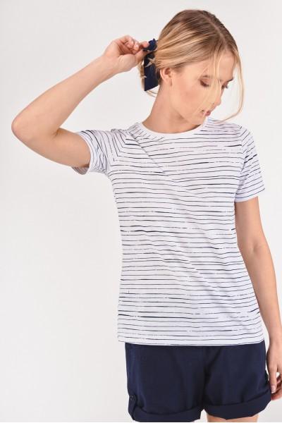 Koszulka o klasycznym kroju
