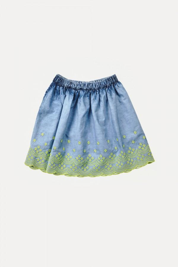 Bawełniana spódnica