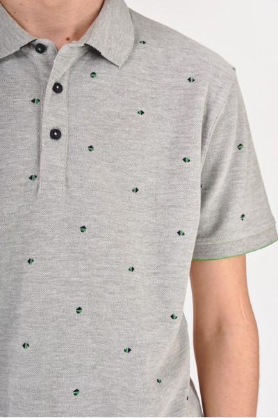 Bawełniana koszulka polo