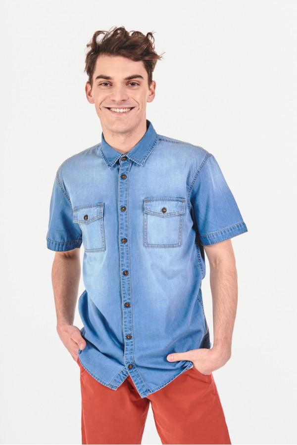 Koszula dżinsowa