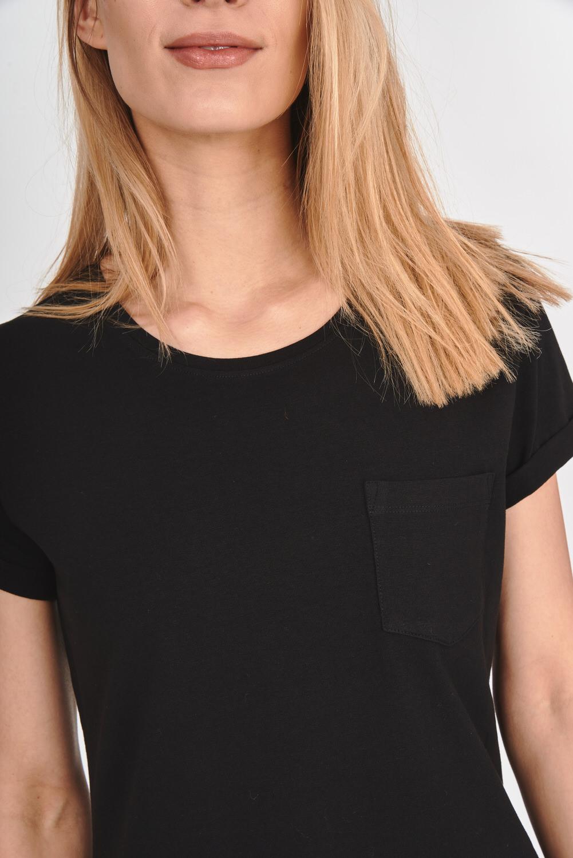 Koszulka z kieszonką