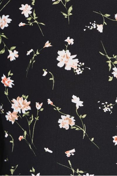 Bluzka w kwiecisty wzór