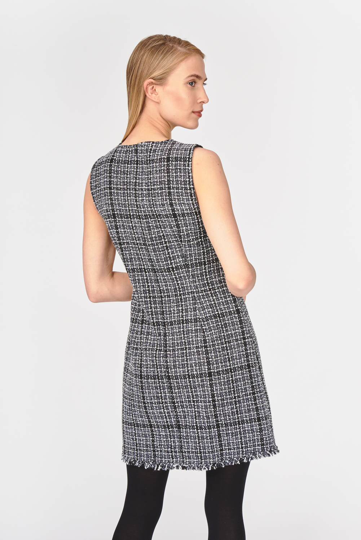 Dopasowana sukienka mini