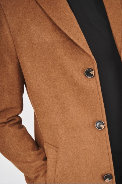 Elegancki płaszcz