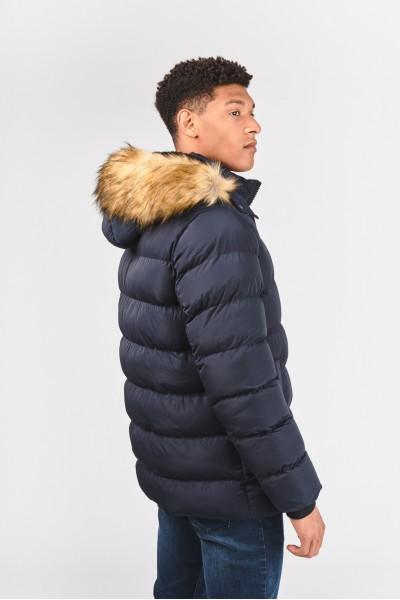 Ocieplana kurtka zimowa