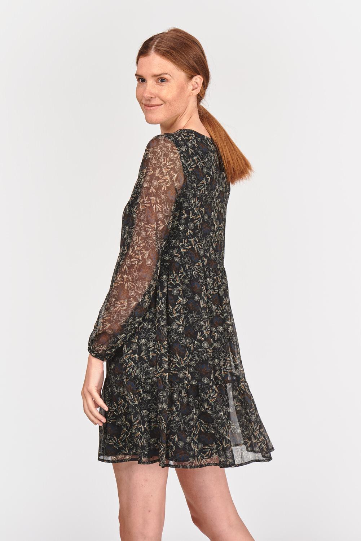 Sukienka z podszewką