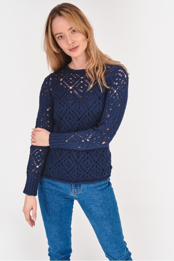 Ażurowy pulower