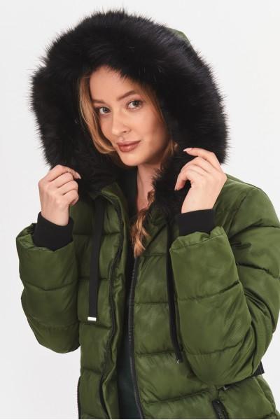 Ciepła kurtka