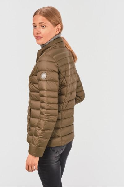 Pikowana kurtka z puchem