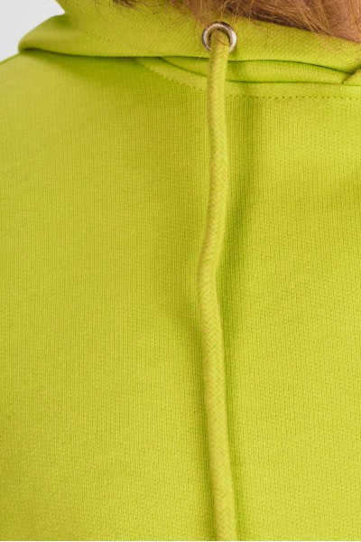 Dresowa bluza z kapturem