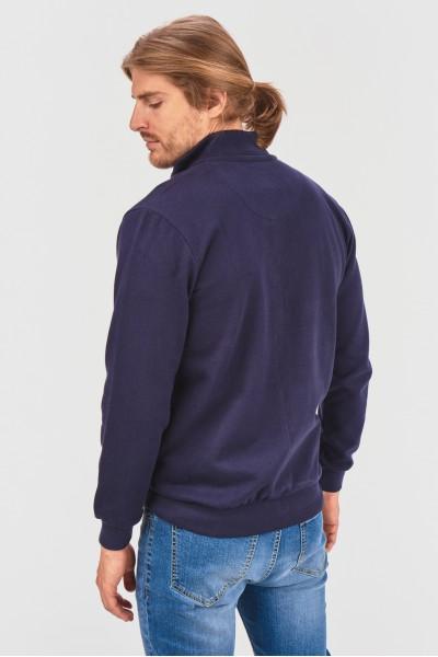 Bluza ze stójką