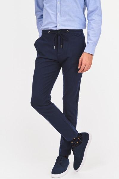 Eleganckie spodnie materiałowe