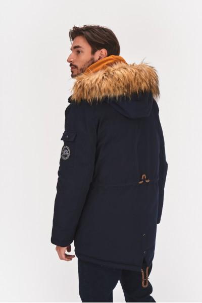 Ocieplana kurtka