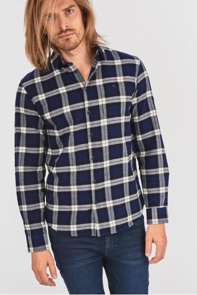 Koszula regular w kratę