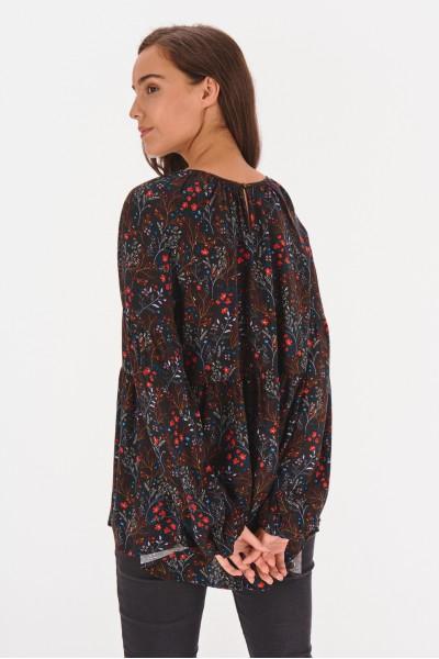 Kwiecista bluzka