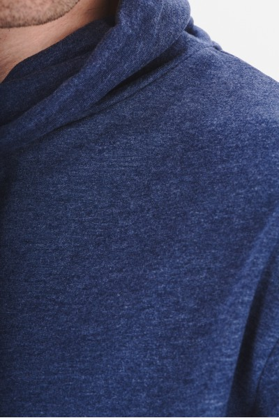 Bluza z kołnierzem