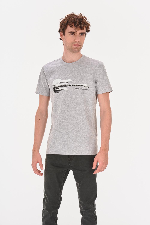 Koszulka z muzycznym nadrukiem
