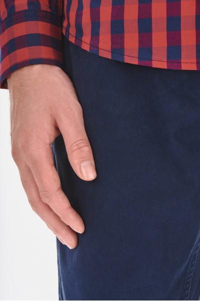 Bawełniane spodnie na co dzień