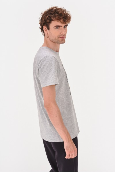 Koszulka z górskim nadrukiem