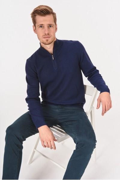 Klasyczny pulower