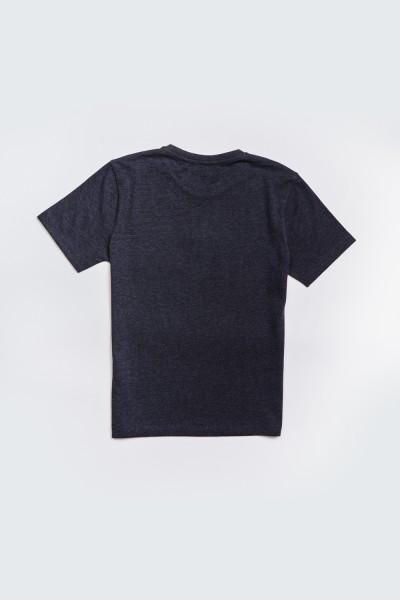 Melanżowy t-shirt