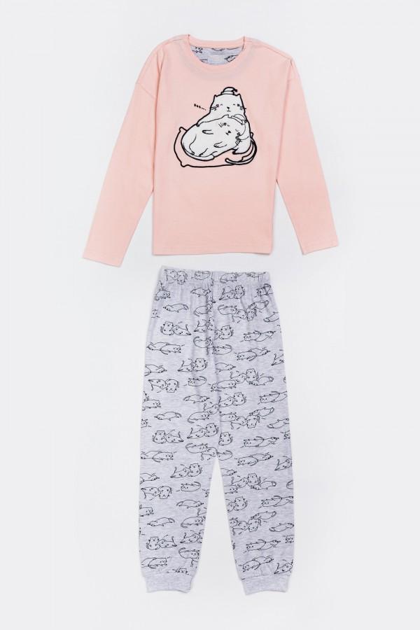 Dwuczęściowa piżama