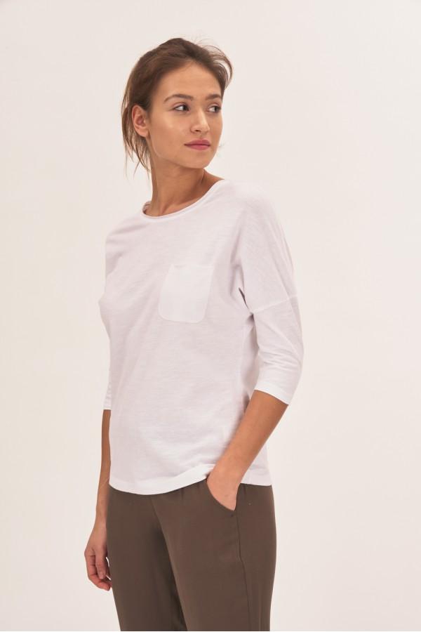 Koszulka z obniżoną linią ramion