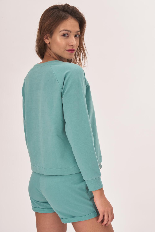 Dresowa bluza
