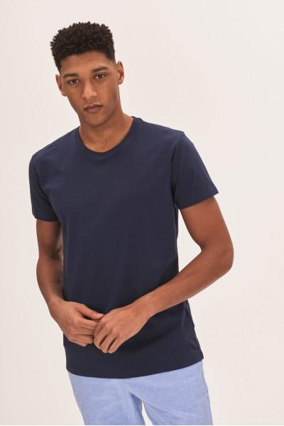 Gładki t-shirt