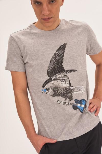 T-shirt z orłem