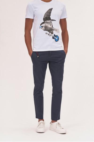 Klasyczne spodnie bawełniane