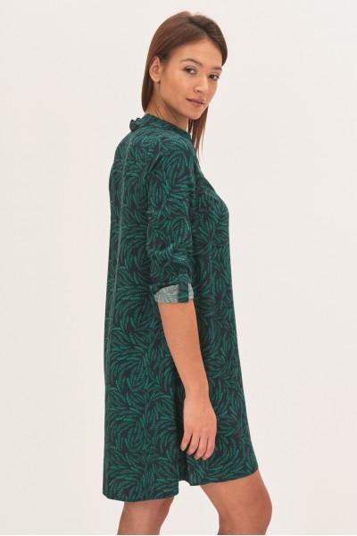 Koszulowa sukienka mini