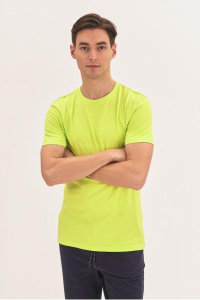 Koszulka z dodatkiem modalu