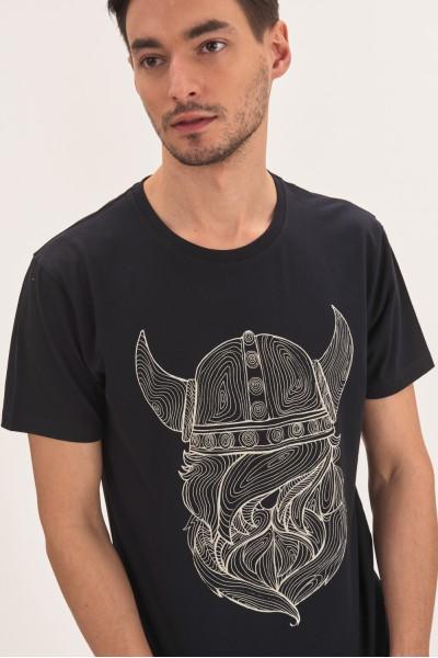 Koszulka z Wikingiem