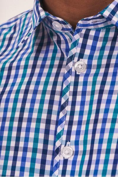 Bawełniana koszula slim