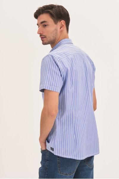 Koszula slim w paski