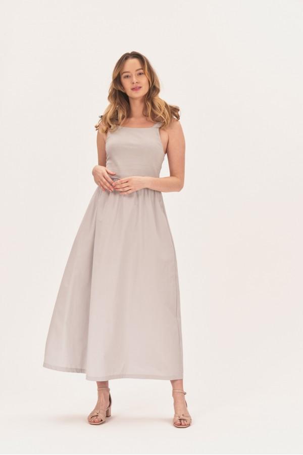 Sukienka z bawełny organicznej