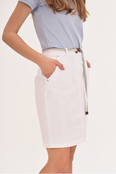 Dopasowana spódnica mini