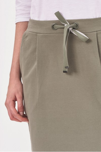 Dresowa spódnica
