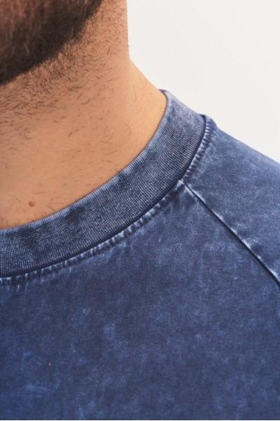 Koszulka z efektem sprania