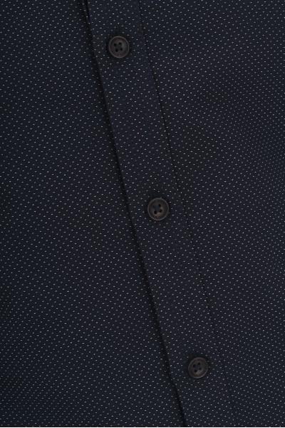 Wzorzysta koszula slim