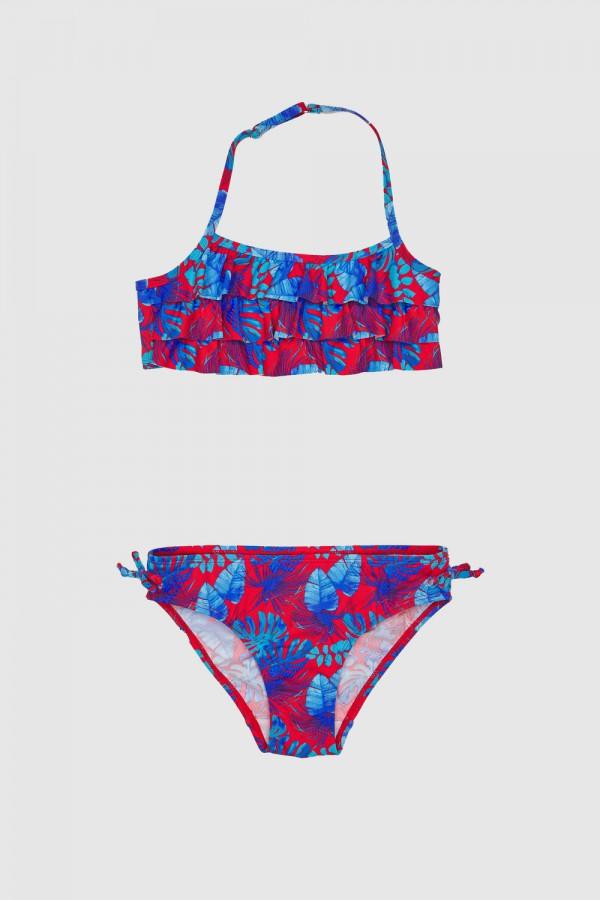 Bikini w liście