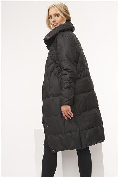 Płaszcz z kołnierzem