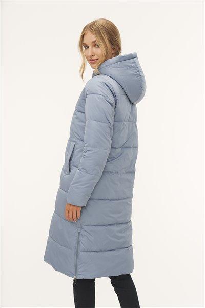 Zimowy płaszcz